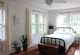 Window Coverings Apartment Therapy - Bedroom window dressing