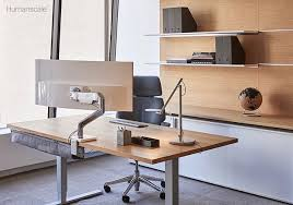 design of office table. Humanscale\u0027s Products Are Designed With Function, Simplicity And Longevity  In Mind. Create Your Modern Design Of Office Table