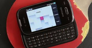 Samsung Gravity Q (T-Mobile) review ...