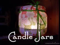 Decorating Candle Jars Christmas Candles Wallpapers Toptenpack Com Candle Decorations 96