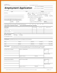 Employment Job Application Form Job Application Form Template Free Download 8 Documents Printable