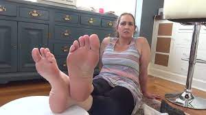 Friends Mom Feet Tickle