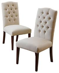 dining chair design. Clark Dining Chairs, Set Of 2, Natural Linen Chair Design D