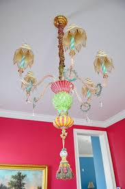 chandelier exciting funky chandelier modern chandeliers for dining room pink wall light hinging door painting