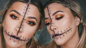 voodoo doll makeup tutorial