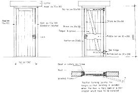 door jamb diagram. Door Structure Diagram Figure 569 Framed Sc 1 St Food And With Size 1290 X Jamb