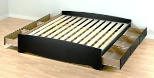 California King Platform Bed Ikea Platform Beds King Cal King ...