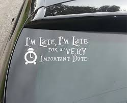 Vw Quote WONDERLAND WHITE Rabbit Late Quote CarWindow JDM VW EURO Vinyl 86