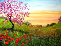 best contemporary landscape painters ideal landscape