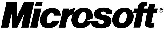 Microsoft logos PNG images free download