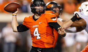 Oklahoma State Football Depth Chart Oklahoma State Football Wes Lunt Or J W Walsh Again