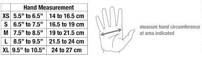 Ortovox Size Guide