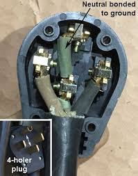 a 4 prong outlet wiring wiring diagram features 4 prong plug diagram wiring diagram autovehicle a 4 prong outlet wiring