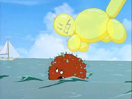 Aqua teen hunger force balloonenstein