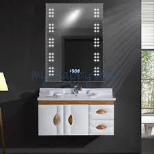 bathroom mirrors with lights. image is loading 60-led-illuminated-bathroom-mirror-demister-pad-240v- bathroom mirrors with lights ebay