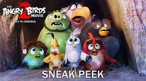 ANGRY BIRDS 2 MOVIE - Exclusive Sneak Peek - YouTube