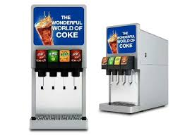 Pepsi Vending Machine Commercial Amazing Automatic Coke Machine 48 Dispenser Valves Snack Bar Pepsi Sprite