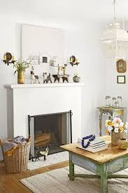 Living room interior design with fireplace Aesthetically Fireplace Mantel Ideas Antiques Country Living Magazine 40 Fireplace Design Ideas Fireplace Mantel Decorating Ideas