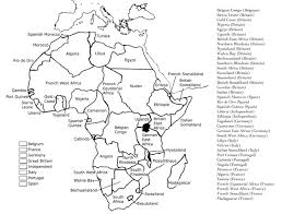 british empire essay brexit has its roots in the british empire so  student zone a handout or worksheet for students to show the state of africa by the