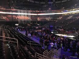 Talking Stick Resort Arena Section 111 Concert Seating