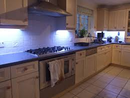 under cupboard kitchen lighting. Picture Of How To Fit LED Kitchen Lights With Fade Effect Under Cupboard Lighting 2