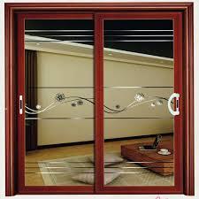 china foshan factory direct kitchen cabinet aluminum frame glass door china aluminum door aluminum sliding door
