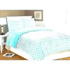 grey chevron comforter set