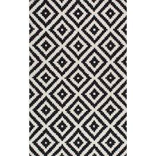 teen room rugs wool rugs wayfair kellee black area rug iq