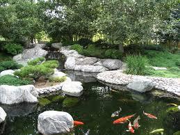 Japanese Garden - Koi Pond by Ryuaku ...