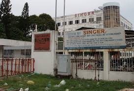 Singer Sewing Machine Factory