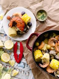 Miso Seafood Boil — Fix Feast Flair