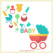 Baby Shower Vector  Free DownloadBaby Shower Pictures Free