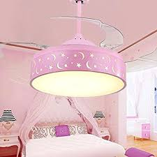 tipton light ceiling fan light with remote control pink ceiling fan with three change colors simple