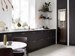 Bistro Kitchen Kitchen Of The Week A Swedish Kitchen With A Place For Everything