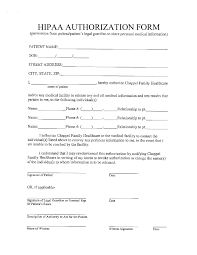 Free Medical Records Release Authorization Form Hipaa Pdf Fillable ...