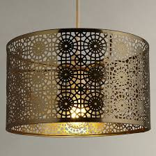 moroccan floor lamp new john lewis eila cutwork shade from our ceiling lamp shades