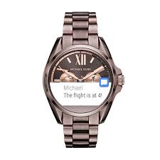 michael kors watches shop mk watches house of fraser michael kors mkt5007 ladies bracelet smart watch