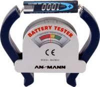 <b>ANSMANN Battery tester</b>, <b>4000001</b> - EET Europarts UK