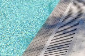 pool into a landscape