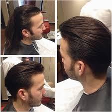 dapper s back taper haircut for
