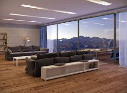 Interior Design Living Room Modern Relaxing Large Living Room With Calm Accent Dweefcom Bright