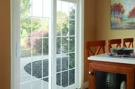 sliding patio door awning