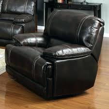 true leather glider recliner e motion furniture costco innovations power leather glider and ottoman set swivel recliner