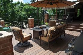 furniture deck. Fire Pits/Fire Tables: Furniture Deck