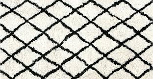 black white rug tufted rug x off white made black and white rug black and white