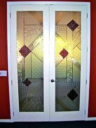 painting glass door heavenly frosted glass door page of sans art distressed painted panel doors etched painting glass door
