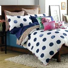 blue polka dot double duvet cover sweetgalas