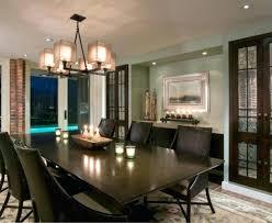 full size of linear chandelier over dining table modern rectangular island room crystal lighting di delightful
