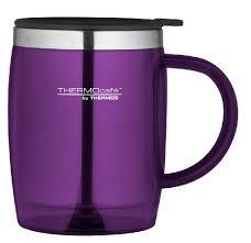 Thermos Thermocafe Desk Mug 450 Ml Purple Vdgsb Ervbhyjm