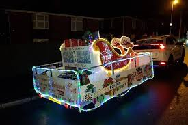 exeter round table s float